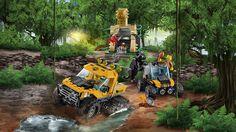 Jungle Halftrack Mission