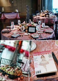 shayna-bat-mitzvah-fashion-travel-pink-tablecloth-eiffel-tower-centerpiece