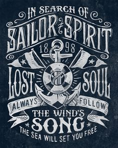Sailor Spirit -- Michael Hinkle