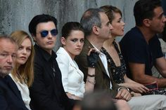 Stylist Tara Swennen talks about attending Chanel couture with Kristen Stewart: http://stylem.ag/1Oy7a6H