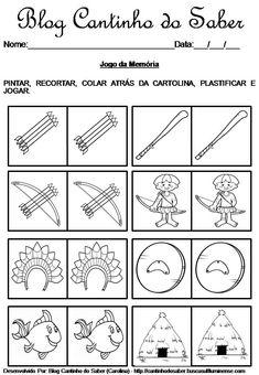 AtividadeJogos-Jogo-da-Memória-Para-Imprimir-Sobre-o-Dia-do-Índio-Para-a-Educação-Infantil-Maternal.jpg (720×1040)