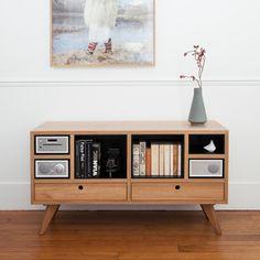 Sideboard aus Massivholz | #sideboardinspiration