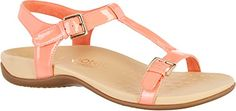 Vionic Adriane Women's Strap Sandal * You can find out more details at the link of the image.