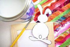 Velikonoční dekorace: veselé velikonoční tvoření | Kreativní Techniky Diy And Crafts, Coasters, Coaster