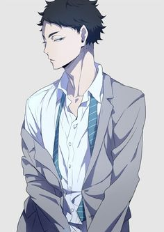 Akaashi looking extremely hot as always... fictional characters shouldn't be allowed to be this cute it's not fair!!!