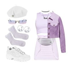 """Untitled #358"" by youraveragestyle ❤ liked on Polyvore featuring Betmar, Fila, Moschino, Burberry, Topshop, Chanel, Bling Jewelry and Hoolala"