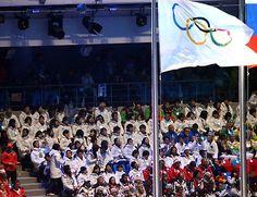 閉会式=ロシア・ソチのフィシュト五輪スタジアムで2014年2月23日午後8時51分 (500×385) http://sportsspecial.mainichi.jp/graph/2014sochi/heikaishiki/001.html