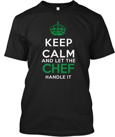 Limited Edition Chef Shirt | Teespring #chef #chefs #gift