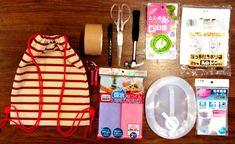 避難所にたどり着くために!熊本地震をきっかけに私がそろえた100均で買える防災グッズリスト | ESSE-online(エッセ オンライン)