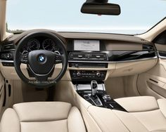 Joy2day: Cars » BMW 5 Series Touring Interior Wallpaper  | #BMW 5 #Kelleners Sport