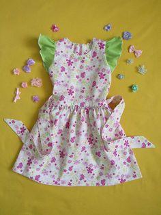 Мастер-класс: платье для девочки | Шкатулка