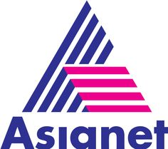 Asianet logo image: Asianet is an Indian general entertainment channel. Online Tv Channels, Tv Shows Online, India Logo, Today Episode, Logo Images, Live Tv, Android Apps, Product Launch, Entertaining