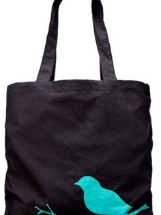 Mrs Bird Tote - Bags - Lusso Bags - Hybrid Her Trunk Show #fashion #tweet