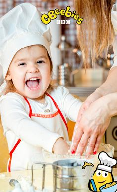 Cooking with children can help them develop maths and co-ordination skills as well as encouraging them if they are a picky or fussy eater. Find resources here to help your child, with links to CBeebies shows such as I Can Cook and recipes from BBC Food