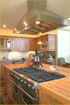 Kitchen Island With Stove And Oven Island Range Kitchen Miami Kitchen Dining Pinterest