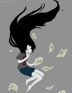 """Adventure Time- Marceline in """"I Remember You"""""""