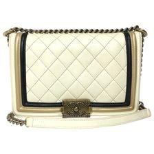 1aaf4a2119945f Chanel. Chanel Boy BagChanel BagsLuxury ConsignmentJoli ClosetShoulder Bag BoysAccessoriesLeather ...