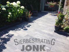 Potterstone Naturel 30x60x6 cm Silvery Grey - Jonk Sierbestrating, Edam, Almere, Schagen en Vijfhuizen