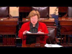 Tired Of Being Told Women Are Too Emotional, One Senator Shows What It Looks Like To Get Emotional