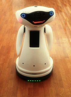 MOnarCH - social robot on Behance
