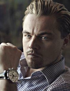 Leonardo DiCaprio. SEXY!