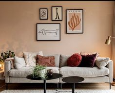 Living Dining Room, Home And Living, Furniture, Sectional Couch, Interior Design, Living Room Decor, Colorful Interiors, Room, Room Decor