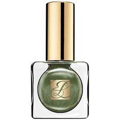 Estée Lauder Pure Colour Nail Lacquer | Metallic Green