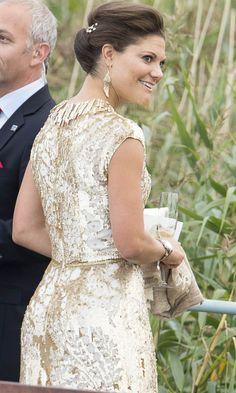 HRH Crown Princess Victoria of Sweden  8/31/2013