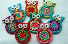 Free Crochet Owl Applique Pattern - Bing Images