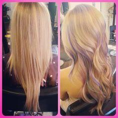 pastel purple hair underneath , Google Search