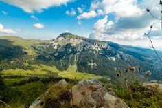 Ifen im Kleinwalsertal . Zum Wandern ideal #ifen #wandern #hiking #austria #österreich Mount Rainier, Mountains, Nature, Travel, Environment, Alps, Hiking, Voyage, Viajes
