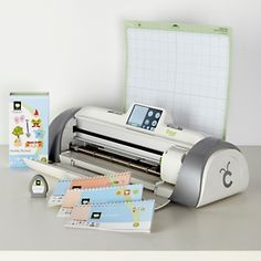 The Cricut Expression 2. Wonderful for making all those vinyl labels for my kitchen and pantry :)   #HSN #HouseBeautiful