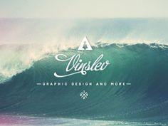 Vinslev2012 | Script | Logo