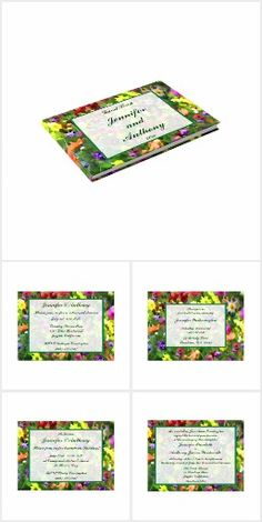 Floral Impressions Wedding Collection