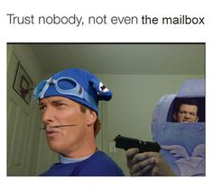 Lazytown is a meme goldmine