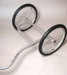 Aluminum Bike Trailer Kit, www.etsy.com
