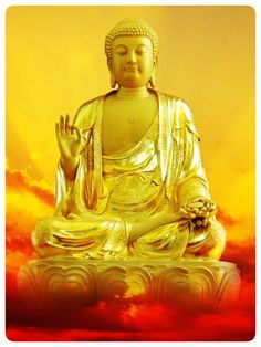 Bodh Gaya, Amitabha Buddha, Buddha Art, Lord, Princess Zelda, Fine Art, Statue, Painting, Fictional Characters