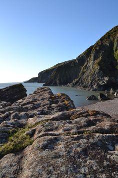 Port O Warren Beach, Dumfries and Galloway.