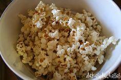 Dukes and Duchesses: Homemade Kettle Corn