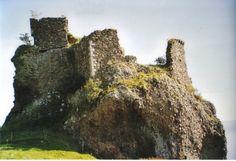 Brochel Castle, Clan MacLeod