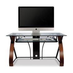 Bello Computer Desk & Reviews | Wayfair
