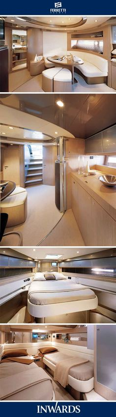 Riva Rivale - Interior   To view the latest Riva Yachts visit our website