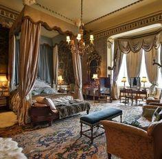 Charming Belvoir Castle