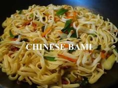 Chinese bami (authentieke bami van Chinees restaurant) - You Healthy Meals For Kids, Healthy Meal Prep, Healthy Recipes, Keto Meal, Dutch Recipes, Asian Recipes, Ethnic Recipes, Vegetarian Recepies, Recipes
