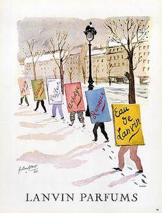 Lanvin 1952 Guillaume Gillet