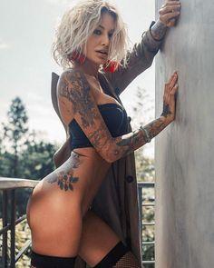 Yasmin K. #Tattoo #Tattoo_Ink #Ink #Woman #Beauty