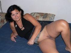 Zralá žena s hezkou píčou