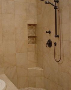 Great Shower Shelves For Tile Showers | Shampoo And Soap Niches (Recesses) For Tile  Showers