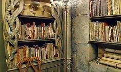 Details of the set of Rivendell [2/3]