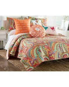 target : xhilaration® paisley bedding my daughter just bought this